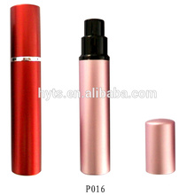 Bouteille de parfum en aluminium de 10ml 12ml