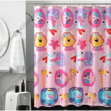 Cartoon Design Shower Curtain