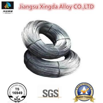 Liga de níquel de alta pureza N08825 fio de liga