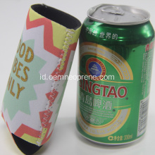Cetak Kustom Neoprene Folding Can Coolers