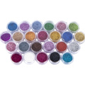 Press On Nails Tips Pigment Powder Nail Decoration Glitter