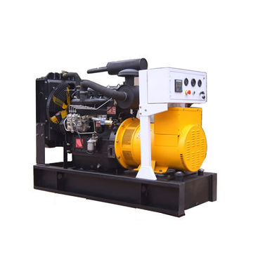 Good Quality for Ricardo Diesel Power Generators 24kw/30kva Weifang Ricardo Generator supply to Cayman Islands Factory