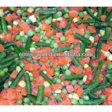 frozen mixed vegetables price in China