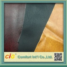 Afric Hot Sell Lining Backing Sofa Leather Fabric