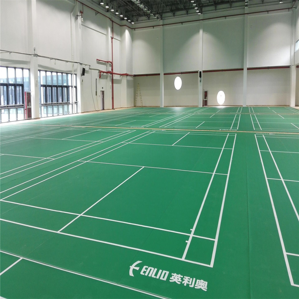 Badminton Court Floor5