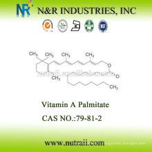 Huile de palmitate de vitamine A 1,700,000IU / g