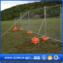 Australia Standard Temporary Yard PVC Coated Fence