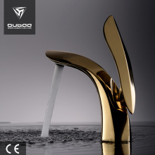 Bathroom taps brass faucet mixer gold plated faucet