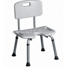 U Form Sitz Aluminium Dusche billig Stuhl