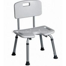 Siège en forme de U Douche en aluminium Chaise bon marché