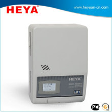 Household Relay type Intelligent LCD Display 12kva Single Phase AC Automatic Regulator