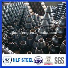 Annexe 40 raccords de tuyauterie en acier noir