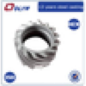 OEM silicol sol прецизионная литая сталь потерянная часть рабочего колеса воскового насоса