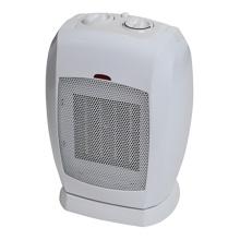 Calentador eléctrico de ventilador de torre de cerámica