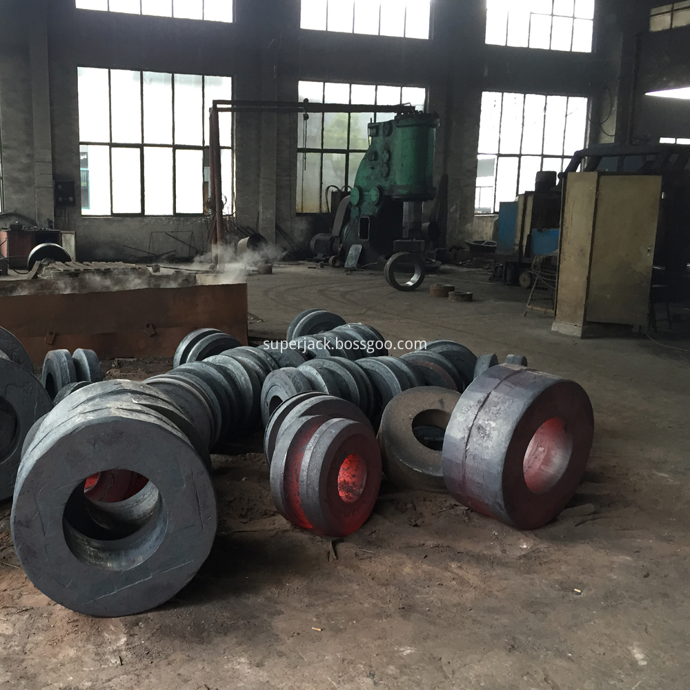 Forging Ball Valve Body 1