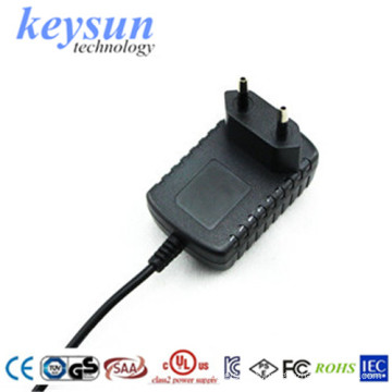 adapters 1a 1.2a 1.5a 2a 3a ac dc linear power supply with CE UL SAA BS Approved