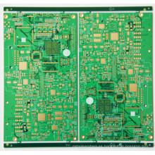 La nueva tecnología mide tableros de circuitos de dos capas