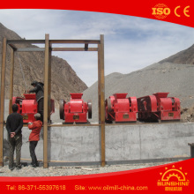ISO Quality Double Roll Crusher Slag Roller Crusher