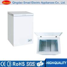hochwertige horizontale tiefe Mini-Kühlschrank mit Gefrierfach