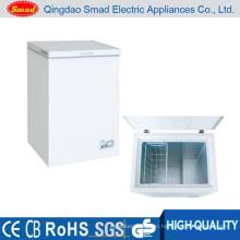 high quality horizontal deep mini refrigerator freezer