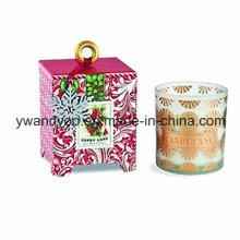 Bougies de massage au soja naturel et romantique