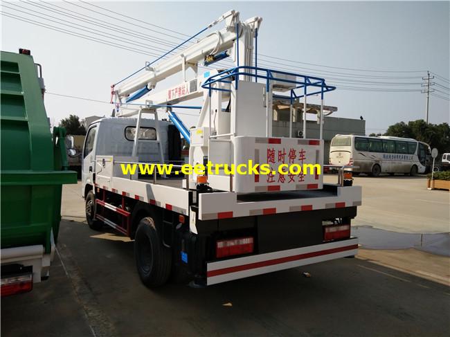 Aerial Work Platform Truck