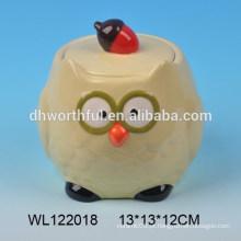 Potenciômetro cerâmico da tempera coruja da venda quente 2016