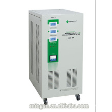Customed Jsw Three Phases Series Precise Purify Voltage Regulator / Stabilizer