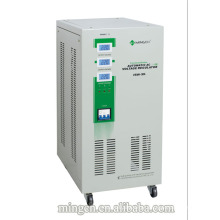 Customed Jsw-3k Three Phases Series Precise Purify Voltage Regulator / Stabilizer