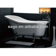 Freestanding Acrylic Antique Clawfoot Bathtub (GFK1700-1)