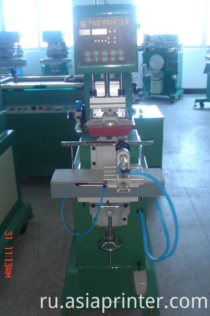 Rotatory Tampon Printing Machine