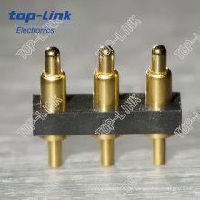 3 Pin Batterieanschluss mit Federstift