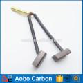 cepillo de carbón del motor de arranque CM880
