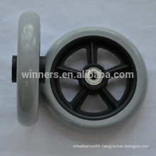 5 inch 6 inch 7 inch 8 inch wheelchair caster wheels
