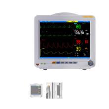 Monitor de paciente portátil de 15 pulgadas