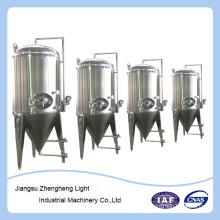 Fermentation à bière et réservoir de fermenter