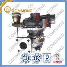 RHF4H turbo isuzu 4ja1 moteur diesel