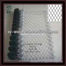 2013 venta caliente firmemente piezas de la cerca del acoplamiento de cadena del acero inoxidable