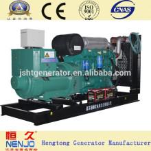 Central eléctrica a prueba de lluvia de 250KW Weichai Ricardo
