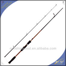 SPR025 alibaba chine fabrication canne à pêche chine pêche tackle spinning tige côtière