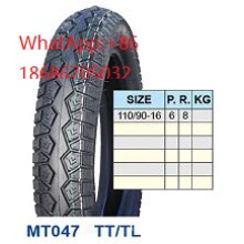 Motorcycle Tyre 110/90-16 Hot