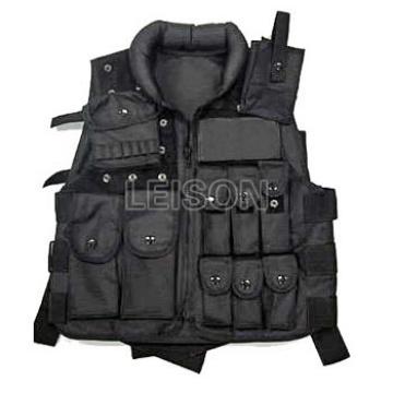 Tactical Vest Meets USA Standard
