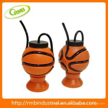 Ventosa de plástico de super baloncesto