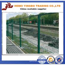 Meilleure vente clôture en acier de chemin de fer de résistance au soleil
