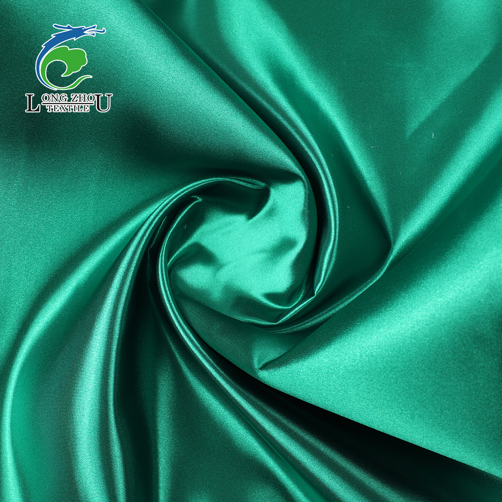 75D*300D Heavy Satin PD Wedding Dress Fabric