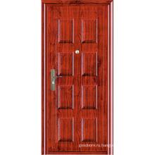 Стандартная наружная стальная дверь (WX-S-159)