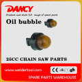 2500 chainsaw parts oil bubble