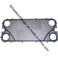 Placas para intercambiadores de calor de juntas (pueden reemplazar ALFALAVAL, APV, SONDEX, GEA)