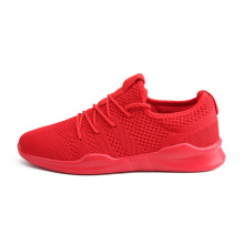 Superstarer Wholesale Trend Solid Color Mesh PU Running Men Casual White Shoes Men Classic Stylish