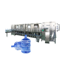 Automatic 150BPH 5 Gallon Barreled Water Filling Machine